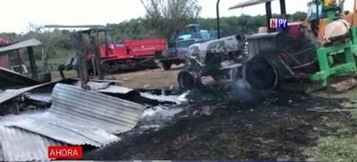 Atacan estancia en Canindeyú – Prensa 5
