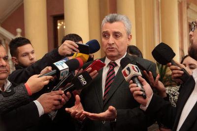 """""""Tenemos que pensar en separar al administrador del ministro""""- Juan Ernesto Villamayor"""