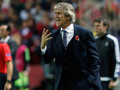 Real Betis le da la bienvenida a Manuel Pellegrini