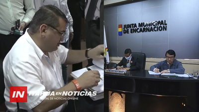 PRÓXIMO INTENDENTE DE ENCARNACIÓN HEREDARÍA MILLONARIA DEUDA