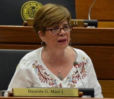 """""""Julio Mazzoleni debe pedir perdón al pueblo para recuperar algo de credibilidad"""", dice senadora"""