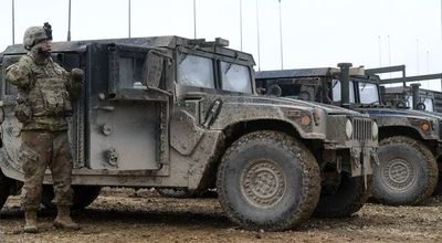Ucrania y OTAN acuerdan aumentar presencia militar en región del mar Negro