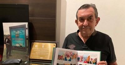 Gremio de guionistas de cómics de España premia a Robin Wood