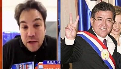 Oscar Tuma dijo que Nicanor debería estar preso