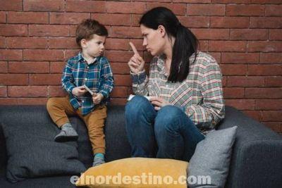¿Cómo reaccionar cuando te dicen Mamá eres mala? si te lo dicen tus hijos puedes estar tranquila estás educando