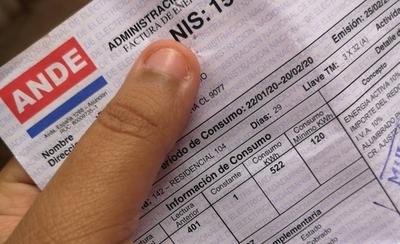 HOY / Exoneración de facturas de la ANDE: 8 de cada 10 usuarios no pagará en julio y agosto