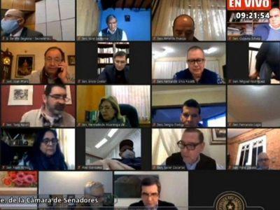 Arrecian críticas a Mazzoleni en sesión de la Cámara Alta