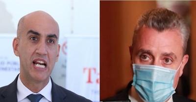 """Villamayor: Mazzoleni está desgastado """"administrativamente"""""""