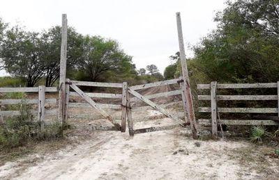 Embargan 1.000 hectáreas de héroe en un presunto caso de homonimia
