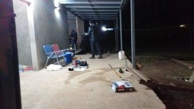 Detienen a dos personas que intentaron ingresar a vivienda allanada – Prensa 5