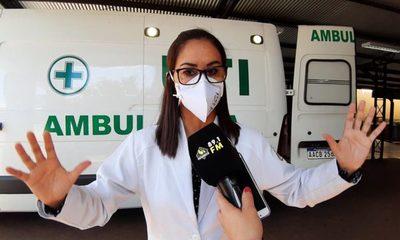 Reclamo de médica revela negligencia de Salud Pública para con hospitales del Este – Diario TNPRESS