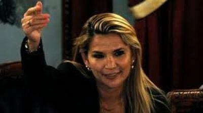 Presidenta de Bolivia dio positivo a Covid-19