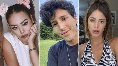 Yatra habló sobre los motivos de su rompimiento con Tini y su relación con Danna Paola