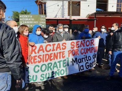 """Mario Abdo justifica más endeudamiento para """"no parar el desarrollo"""" de Paraguay"""