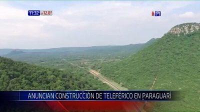 Anuncian construcción de teleférico entre cerros de Paraguarí