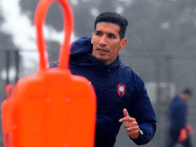 Detectan lesión fibrilar en Marcos Cáceres