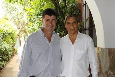 """""""Es difícil construir con Efraín Alegre, solo lo que él dice vale y nada más"""""""