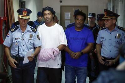 Declaran que proceso de Ronaldinho y su hermano sigue firme – Prensa 5