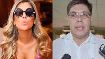 """HOY / Magalí Caballero sobre romance con viceministro de Salud: """"Ambos somos solteros"""""""