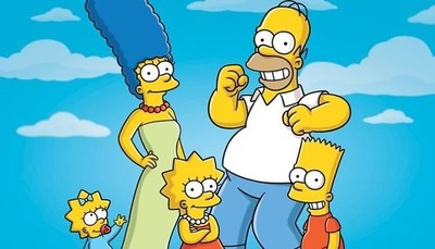 """Homero Simpson cantó """"Recuerdo de Ypacarai"""""""