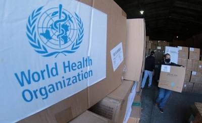 HOY / Ministerio de Salud recibe 25 toneladas de insumos adquiridos vía OMS