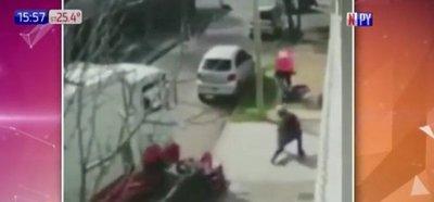 Soderos héroes: Defendieron a mujer violentada por motochorros