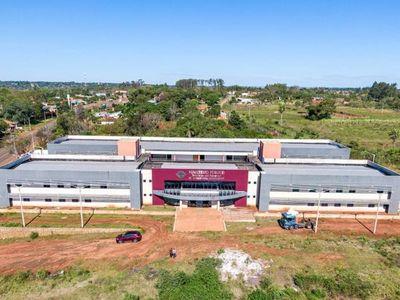Edificio de la Fiscalía que costó más de G. 18.000 millones nunca fue habilitado