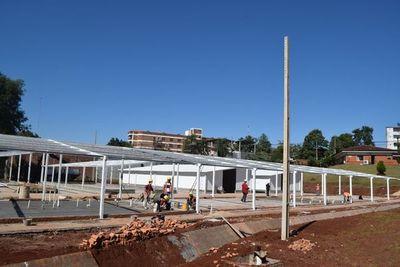 Inauguran albergue para pacientes con COVID-19 en Encarnación