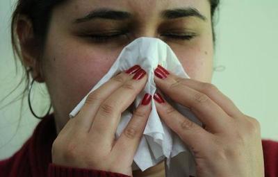 Casos de alergia son comunes en el país y se disparan durante todo el año