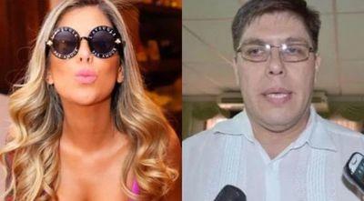 Magalí Caballero sobre romance con viceministro de Salud: Ambos somos solteros