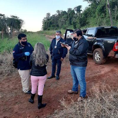 Caso Naidelin: Vuelven a inspeccionar granja de la madre del principal sospechoso