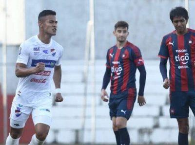Nacional vence a Cerro Porteño en juego amistoso