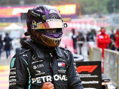 Hamilton saldrá primero en el Gran Premio de Estiria
