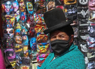 Bolivia sigue batiendo récords diarios de contagios por la COVID-19