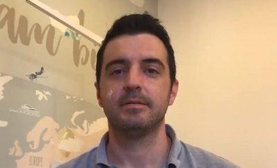 Asintomático y sin nexo, confirma diputado sobre su caso