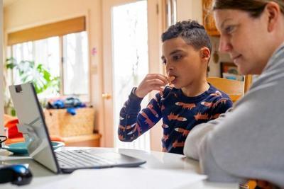 Cerca de 400.000 alumnos no acceden a clases virtuales, según encuesta de UNICEF