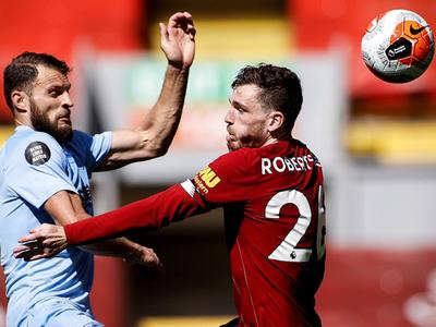 Un guapo Burnley frena al campeón Liverpool