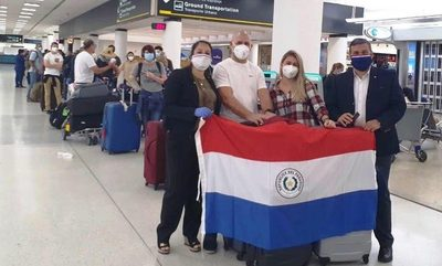 Más de 10.000 connacionales ya retornaron al país y otros mil lo harán la próxima semana – Diario TNPRESS