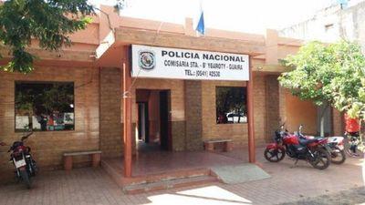 Cierran comisaría de Villarrica tras confirmarse un caso positivo de Covid-19