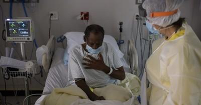 """""""Esto es real"""": los agónicos meses de un paciente 'largo plazo' de COVID-19"""