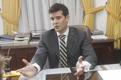 """Mario Abdo es un """"desastre"""" en su gestión y Mazzoleni es """"malo administrativamente"""", dijo Godoy"""