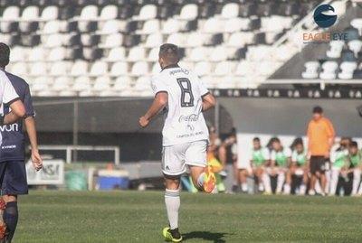 Braian Ojeda retorna a Olimpia tras su paso por Defensa y Justicia