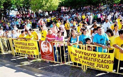 Inician proceso canónico para beatificación de Duarte Ortellado
