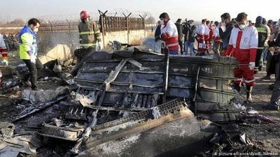 Irán confirma que derribó por error el avión de Ukraine International