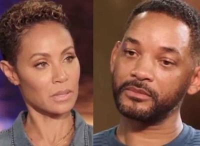 La reacción de Will Smith ante la confesión de su ex esposa