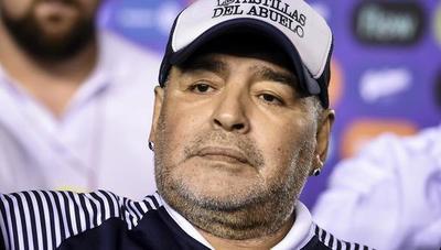 Maradona quiere llevar a Netflix a los tribunales por el documental sobre su vida