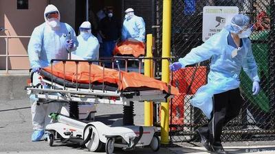 COVID-19: el mundo registra más de 560.000 muertes