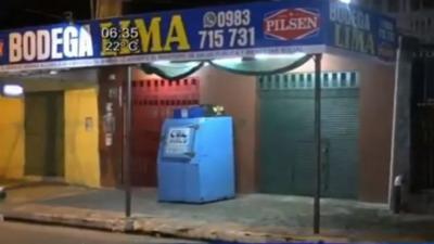 Un hombre fue asesinado a balazos frente a una bodega