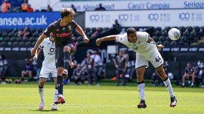 Leeds gana y acaricia el deseado ascenso