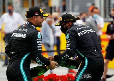 Hamilton gana el gran premio de Estiria para Mercedes